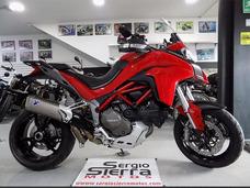 Ducati Multistrada1200 Roja 2016
