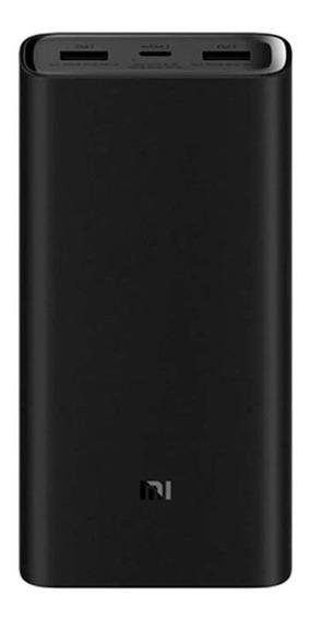 Xiaomi Mi Power Bank 3 Pro 20000mah Usb-c + Salida Dual Usb-