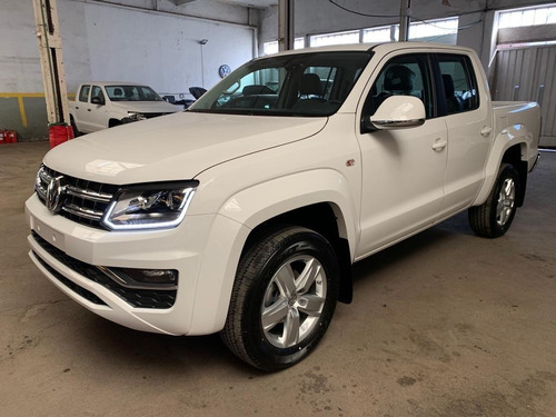 Volkswagen Amarok Highline 4x2 At Automatica 2021 0km Vw 13