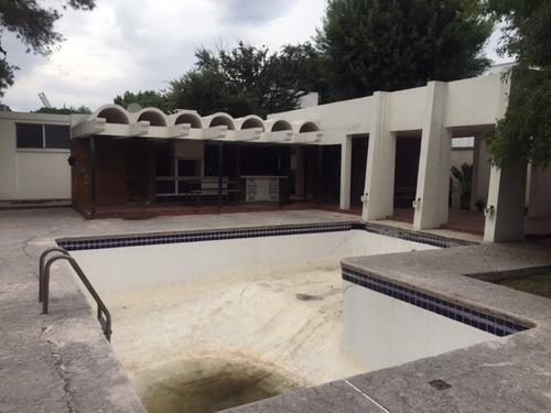 Casa En Venta Para Remodelar O Demoler. 2 Terrenos En Esquina. Fuentes Del Valle