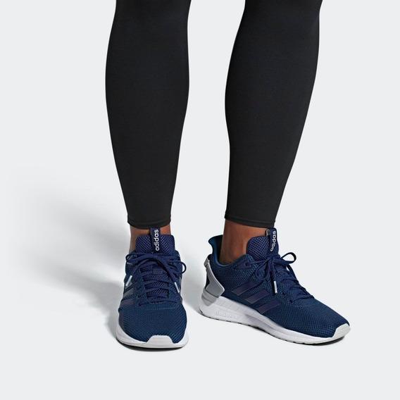 Tênis adidas Corrida Questar Ride M Azul - Masculino