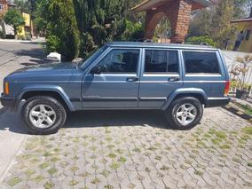 Jeep Cherokee 1999 Todo Original Solo Para Conocedores