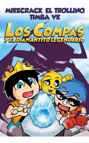 Imagen 1 de 1 de Los Compas Y El Diamantito Legendario Timba Vk Martínez Roca
