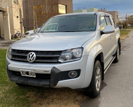 Volkswagen Amarok 2.0 Cd Tdi 4x4 Highline Pack Hp4 2012