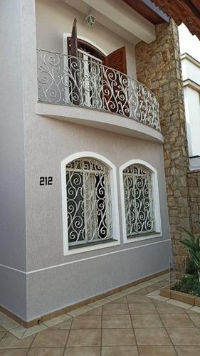 Imagem 1 de 30 de Sobrado Com 3 Dormitórios À Venda, 225 M² Por R$ 1.250.000,00 - Tatuapé - São Paulo/sp - So0455