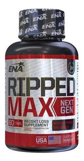 Ena Sport - Quemador Ripped Max Next Gen 60 Tabs -