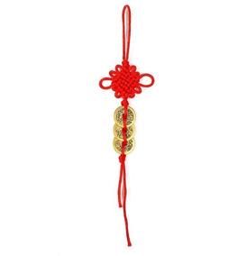 3 Moedas Chinesas Feng Shui,sorte,prosperidade.
