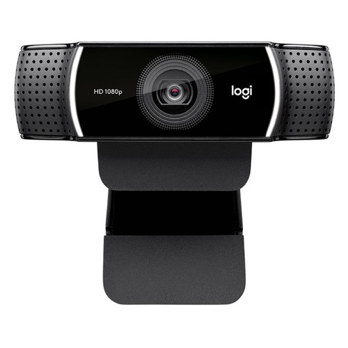 Imagen 1 de 6 de Camara Web Webcam Logitech C922 Pro Stream Full Hd Pce