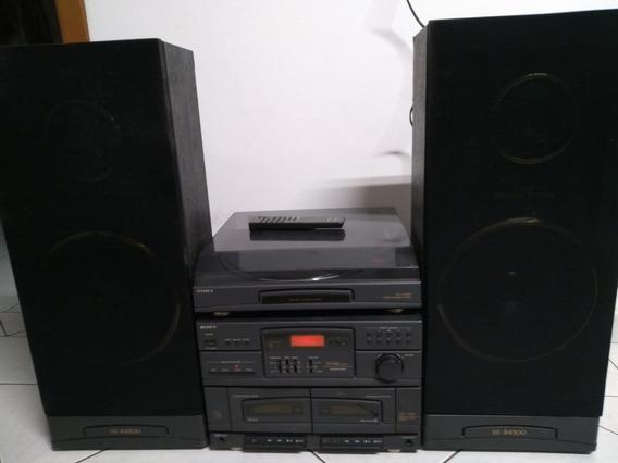 Aparelho De Som Sony Antigo.
