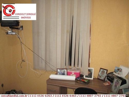 Imagem 1 de 21 de Casas À Venda  Em Jundiaí/sp - Compre A Sua Casa Aqui! - 1258839