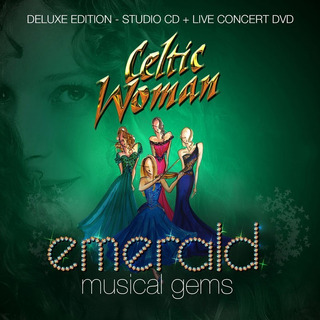 Celtic Woman - Emerald : Musical Gems ( Cd+dvd ) P