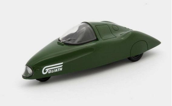 Goliath Record De Velocidad 1951 1/43 Auto Cult