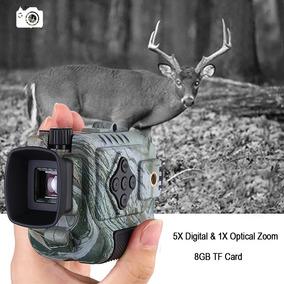 Monoculo Visão Noturna Super Compacto Com Gravação Foto 32gb