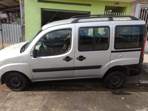 Fiat Doblo 1.4 Attractive Flex 5p 2012