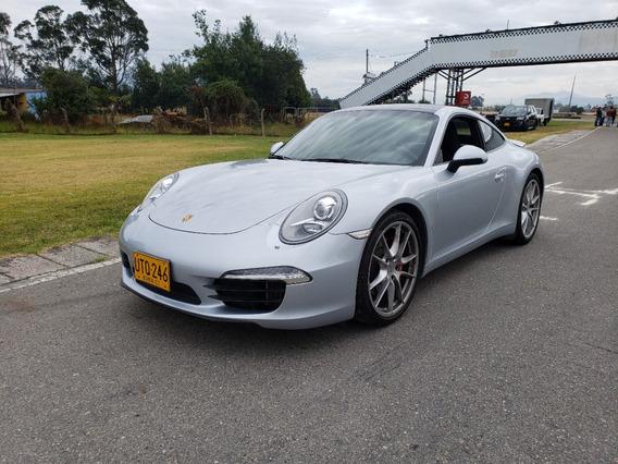 Porsche 911 Carrera S 2014