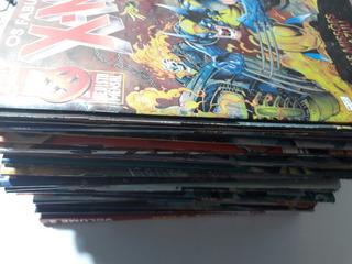 Lote De Hqs Variadas Marvel E Dc (inclui 31 Edições)