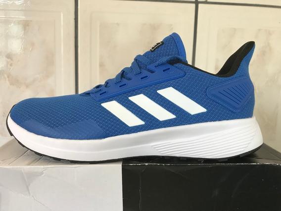 Tênis adidas Duramo 9 Masculino Azul Original