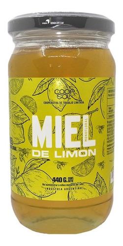 Miel Monofloral De Limón 440 Grs
