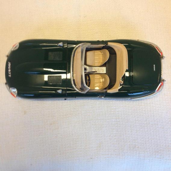 Réplica Miniatura Jaguar Verde
