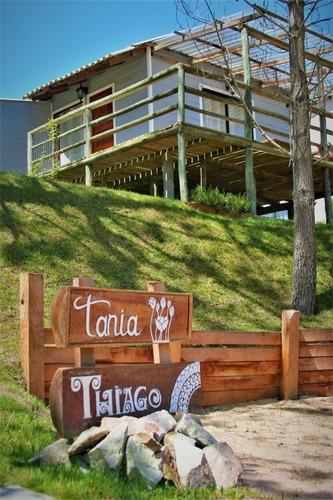 Casa Muy Comoda Ubicada En La Viuda Punta Del Diablo