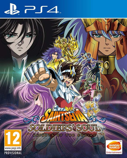 Saint Seiya Soldiers Soul Ps4 Digital Gcp