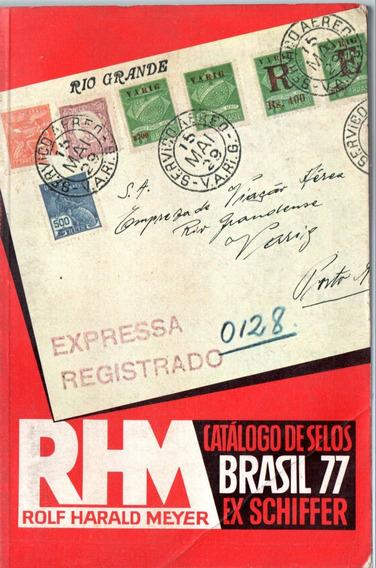 Rco - Catálogo Rhm 1977 Usado Conservado