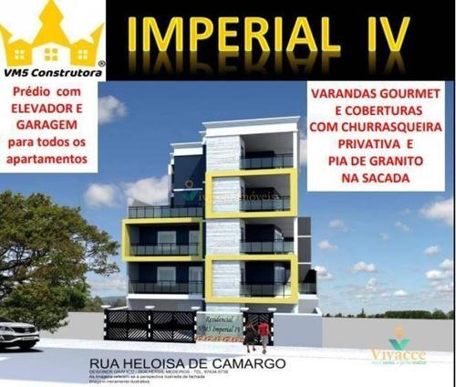 Imagem 1 de 8 de Apartamento Com 2 Dormitórios À Venda, 47 M² Por R$ 249.900,00 - Vila Esperança - São Paulo/sp - Ap0531