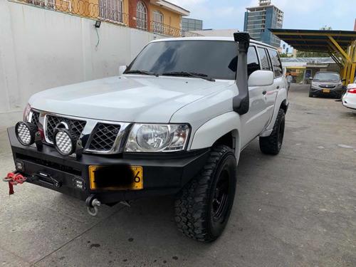 Nissan Patrol 2007 4.8 Y61 Gl
