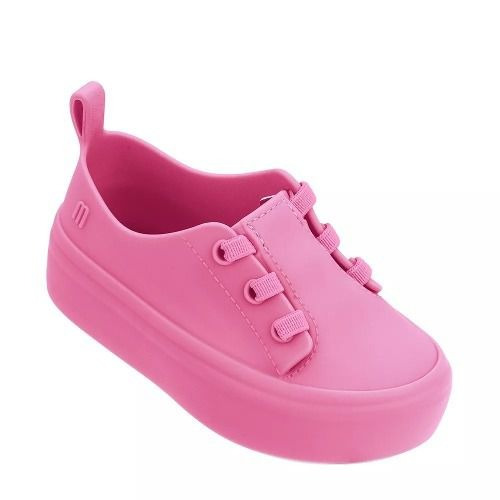 Tênis Mini Melissa Ulitsa Sneaker Rosa Branco Infantil 32538