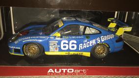 Porsche 911 Gt3 R 24 Horas De Daytona 2002 1/18 Autoart
