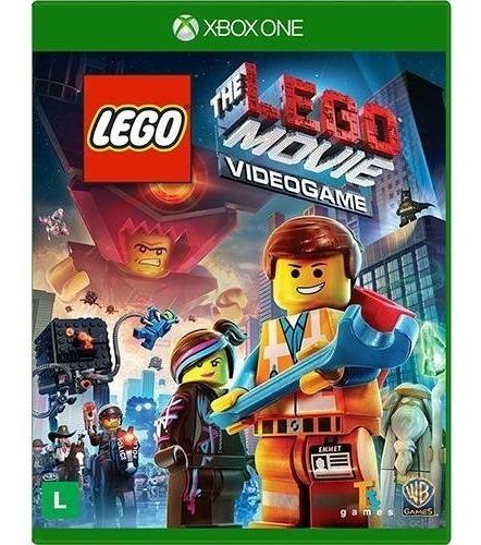 Game - Lego The Movie Videogame - Xbox One