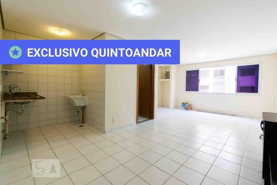 Studio No 3º Andar Com 1 Dormitório E 1 Garagem - Id: 892969185 - 269185