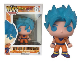 Funko Pop Super Saiyan God Goku #121 Miltienda Dragon Ball