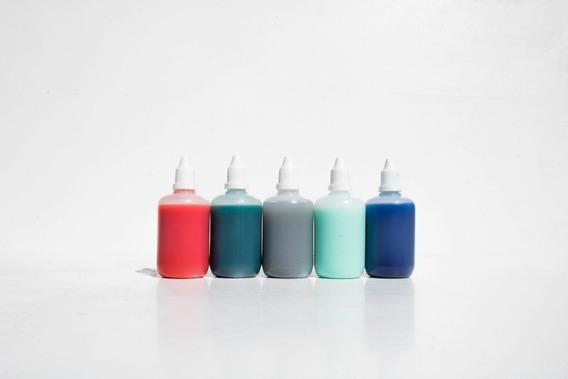 Pigmentos Colorantes Traslucidos Para Resina Epoxi
