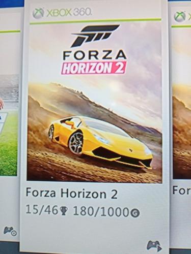 Vendo Forza Horizon 2 Dijital Para Xbox 360