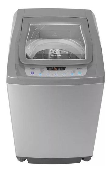 Lavarropas automático Electrolux Digital Wash DigiWash gris plata 6.5kg 220V