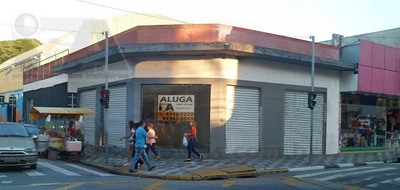 Comercial Para Aluguel, 0 Dormitórios, Centro - Suzano - 2231