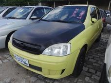 Chevrolet Corsa Sedan 1.4 Premium Econoflex 4p - Ex Taxi