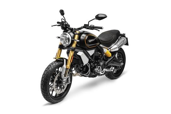 Ducati Scrambler 1100 Sport San Isidro