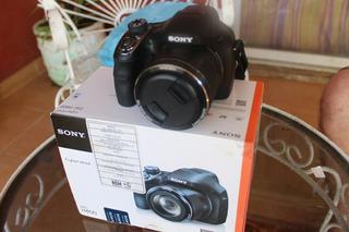 Cámara Foto Gráfica Semi Profesional Marca Sony