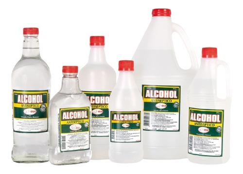 Alcohol Antiseptico *345 Ml - mL a $23