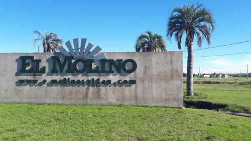 Barrio Abierto El Molino. Localidad De Roldan. Lote De 629 M2