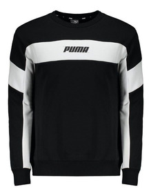 Moletom Puma Rebel Crew