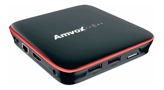 Tv Box Amvox Atv 108 Usb Hdmi