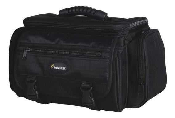 Bolsa Case Estojo Para Câmera Filmadora Fotográfica Wb03427