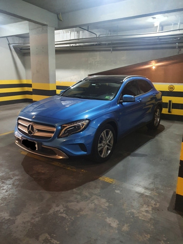 Mercedes-benz Classe Gla 2015 1.6 Vision Turbo 5p