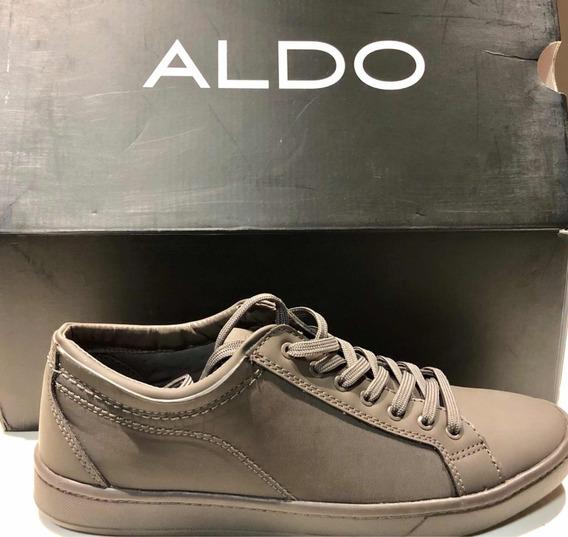 Zapatillas Aldo Gris Us7,5 Eu40
