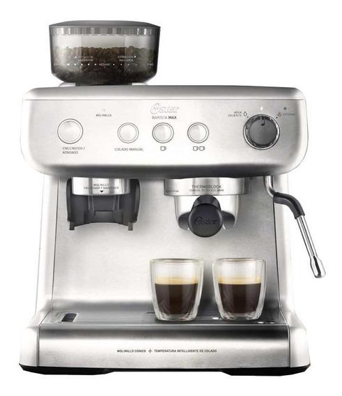Cafetera Espresso Con Molinillo Oster 7300
