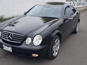 Mercedes-benz Clk 5.0l 500 Avantgarde Mt 2002