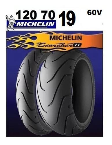 Michelin Scorcher 11 Harleydavidson 120 70 19 60v